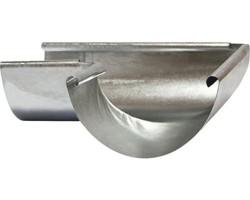 Žľabový roh UNI 90° PZ 100 mm