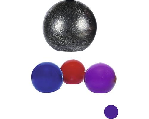Kryt objímky guľa 80mm, fialový