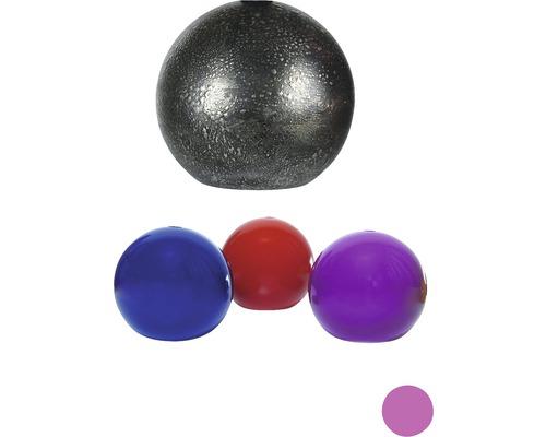 Kryt objímky guľa 80mm, rúžový