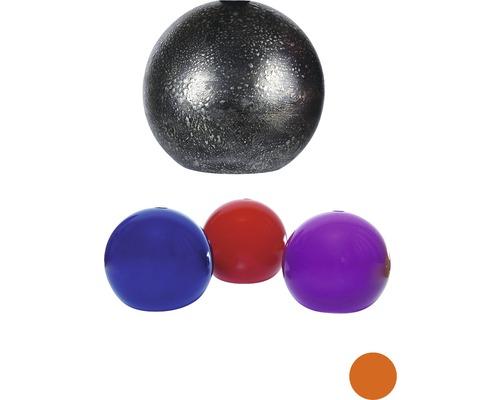 Kryt objímky guľa 80mm, oranžový