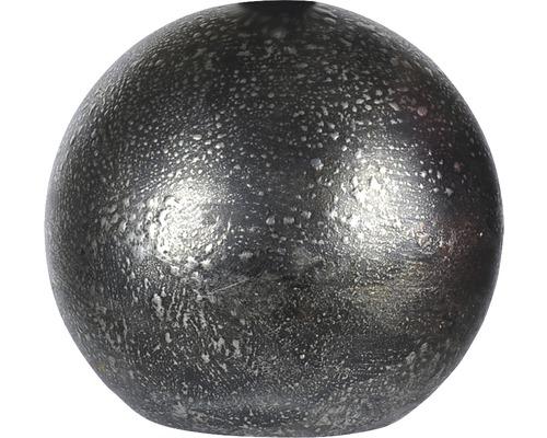 Kryt objímky guľa 80mm, patina striebra
