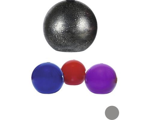 Kryt objímky guľa 80mm, šedý