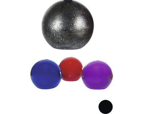 Kryt objímky guľa 80mm, čierny