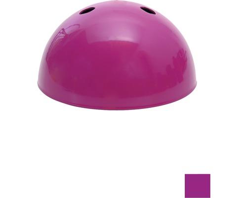 Baldachýn kovový 100mm, fialový