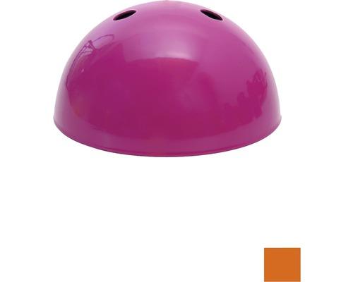 Baldachýn kovový 100mm, oranžový