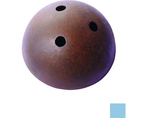 Baldachýn kovový 100mm, modrý