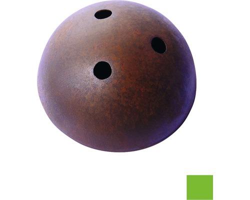 Baldachýn kovový 100mm, zelený