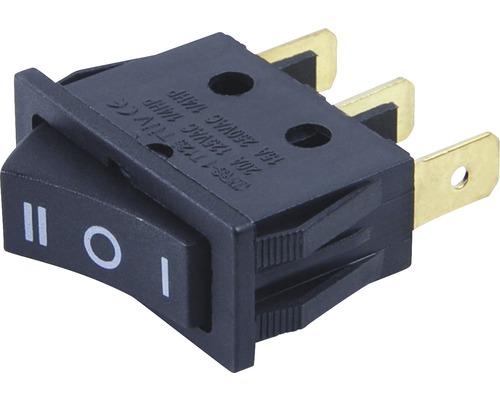 Vypínač vstavaný kolískový 15A