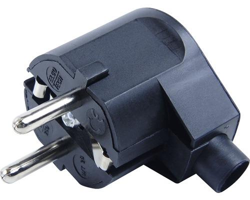 Vidlica IP20 220V, čierna