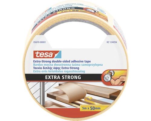 Kobercová páska tesa extra silne lepiaca 50 mm x 5 m