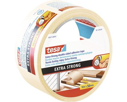 Kobercová páska tesa extra silne lepiaca 50 mm x 10 m