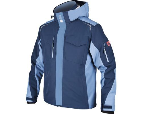 Softshellová bunda ARDON modrá, veľkosť XXXL