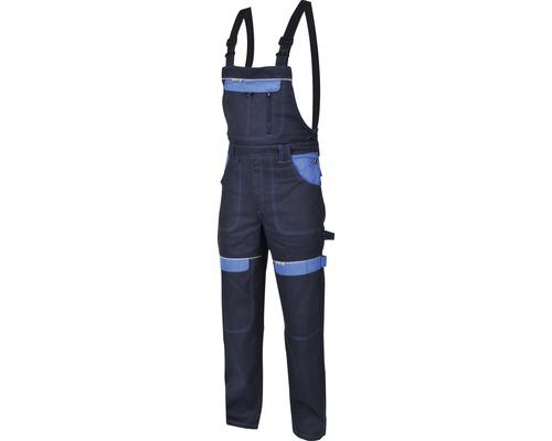 Pracovné nohavice náprsenka ARDON COOL TREND modro-modrá veľ.50