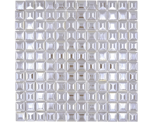 Sklenená mozaika SANDY 24 31,5x31,5 cm