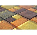 Sklenená mozaika XCM 8AL49 30x30 cm