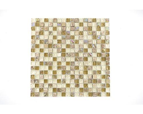 Kamenná mozaika XCM M750 30x30 cm