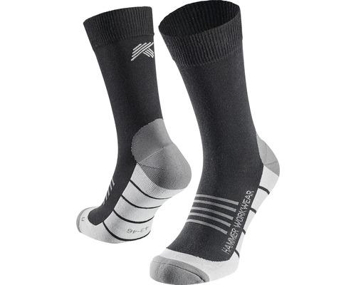 Pracovné ponožky HAMMER WORKWEAR kordura, balenie 1 pár, veľ. 47-51