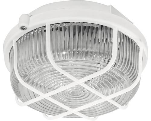 Stropné pracovné svetlo SKP-100/B s mriežkou biela
