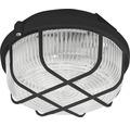 Pracovné svetlo Kruh 100W, čierna