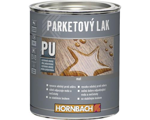 Parketový lak Hornbach matný 0,75 l