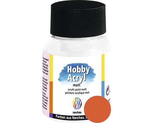Akrylová farba Hobby Acryl matt oranžová 59 ml