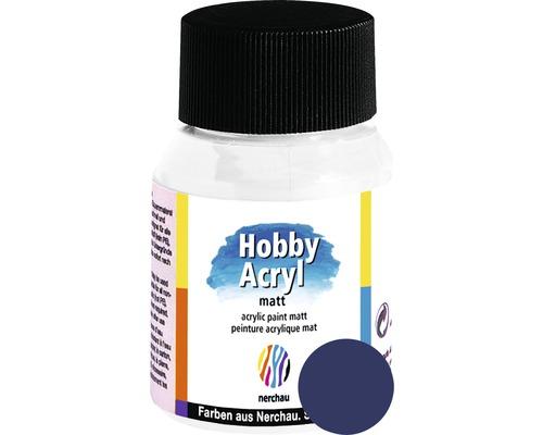 Akrylová farba Hobby Acryl matt blankytne modrá 59 ml
