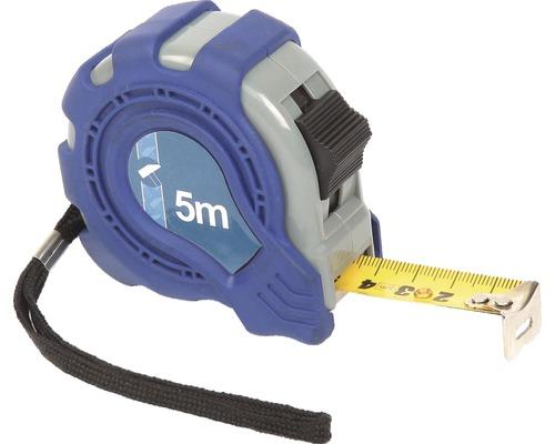 Zvinovací meter so zarážkou 5 m