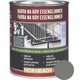 Farba na kov Hornbach DB703, kovovo sivá 750ml