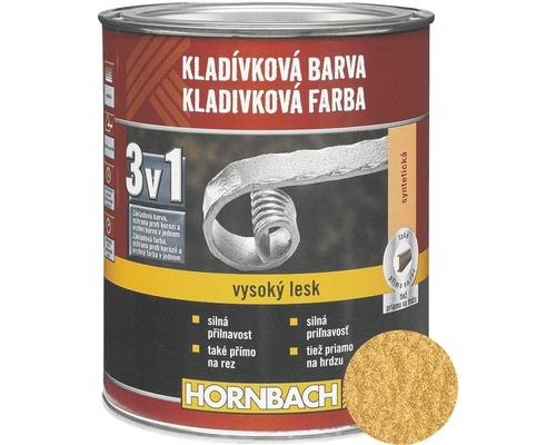 Kladivková farba na kov 3v1 meď lesklá 750 ml