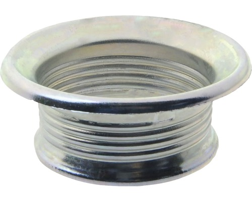 Krúžok k objímke strieborný E27