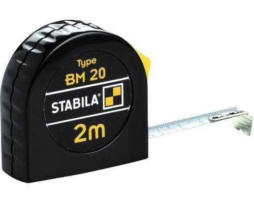 Zvinovací meter STABILA BM20, 3 m