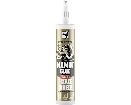 Špeciálne lepidlo Den Braven Mamut Glue High Tack biele 290 ml