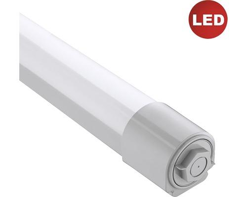 LED pracovné vodotesné svietidlo E2 IP66 36W 3750lm 4000K šedé