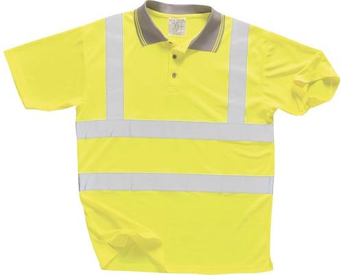 Polokošeľa ARDON REF 201 žltá XXXL