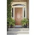 Vchodové dvere Bergamo oceľové 97 P dub zlatý