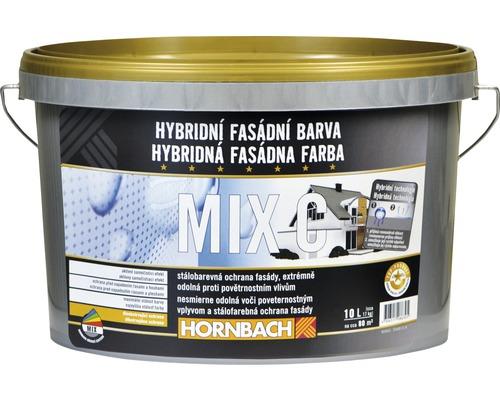 Hybridná fasádna farba Hornbach MIX 10 l