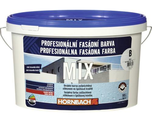 Profesionálna fasádna farba MIX 10 l