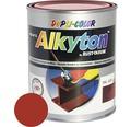 Farba na kov Alkyton lesk 0,75 l červ.ohnivá RAL3000