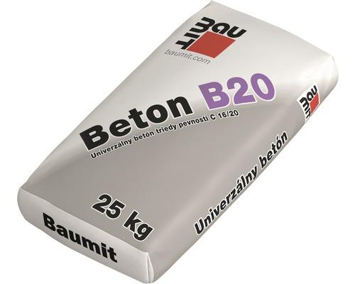 Univerzálny betón Baumit B20 25 kg