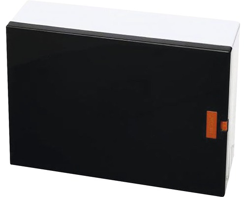 Rozvodnica na omietku IP40 36 modulov biela