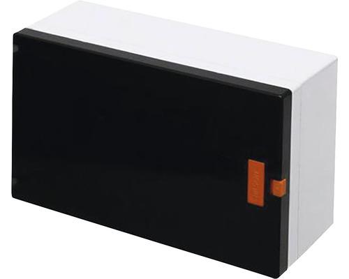 Rozvodnica na omietku IP40 9 modulov biela