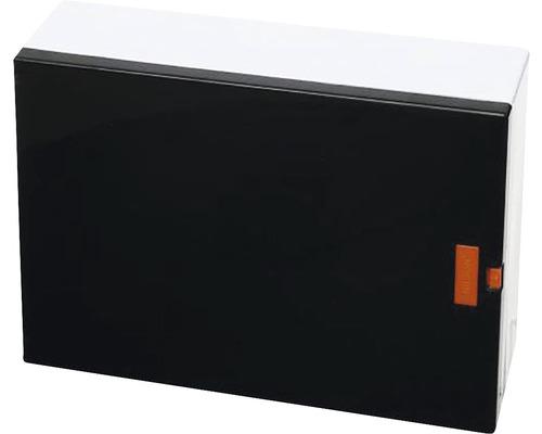 Rozvodnica na omietku IP40 18 modulov biela