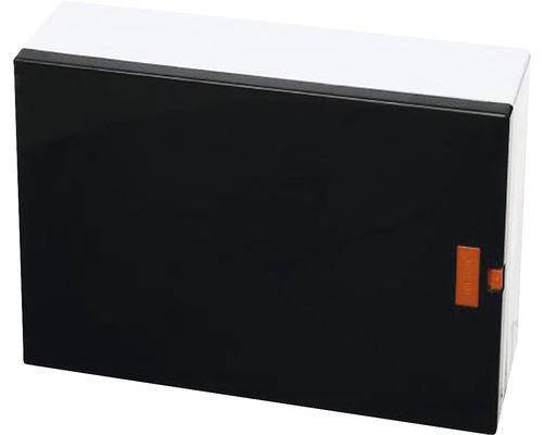 Rozvodnica na omietku IP40 12 modulov biela