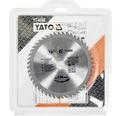 Kotúč na drevo Yato YT-6058, 160x20 mm 48z
