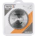 Kotúč na drevo Yato YT-60583, 170x16 mm 40z