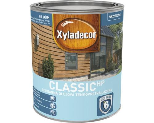 Lazúra na drevo Xyladecor Classic antická pínia 0,75L BIOCID