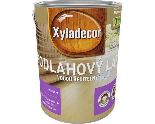 Podlahový lak XYLADECOR H20 lesklý 5 l