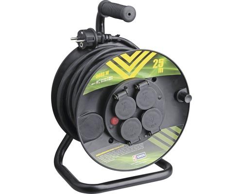 Prodlžovací kábel na bubne 25m 4Z H05RR-F3G