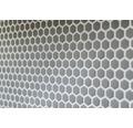 Sklenená mozaika CUBA HX15G ŠEDÁ 29x29,5 cm