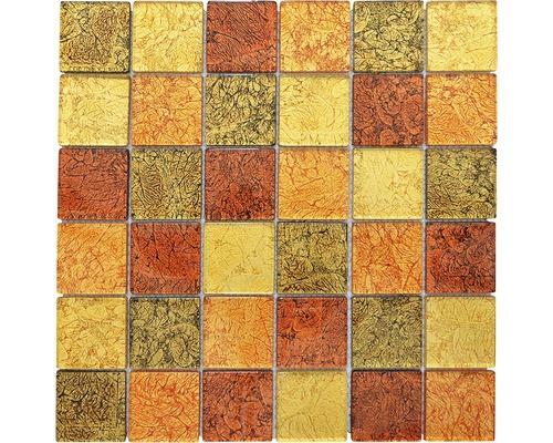 Sklenená mozaika CM 4AL24 mix 30x30 cm